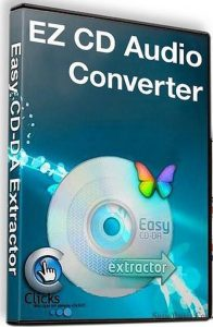 EZ CD Audio Converter 8.1 Crack License Key Free Mac/Win