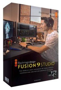 Blackmagic Fusion Studio