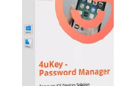 Tenorshare 4uKey Password Manager